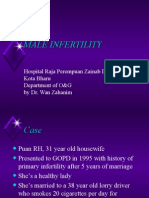 male infertility.ppt