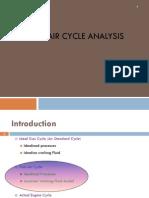 5 Fuel Air Cycles