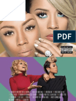 Keyshia Cole Digital Booklet - Woman to Woman