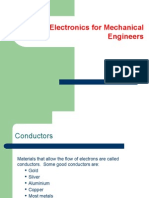 132575622 Electronics for Mechanical Engineers