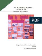 COEDUCACIÓN INFORME MEMORIA CURSO 14-15 (1).pdf