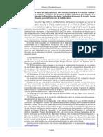 Convocatoria Oposición Agente Forestal