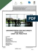 Caiet Practica (Evaluare)