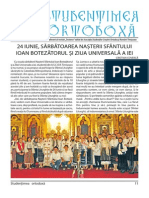 studentimea ortodoxa