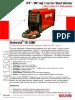 Nelson N1500i Brochure 2007
