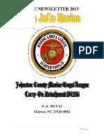 The JoCo Marine - June 2015