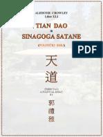 Aleister Crowley - Tian Dao.pdf
