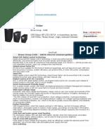 Caracteristici UPS