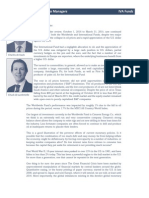 IVA Funds Newsletter Letter From the Portfolio Managers May 2015