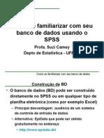 Se Familiarizando com seu Banco de Dados - SPSS