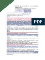 OUG nr 243 din 2000 privind protectia atmosferei  .doc