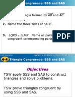geo 4 4 triangle congruence sss & sas - c