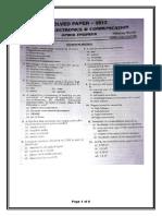 Dmrc Paper 2013