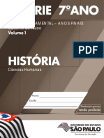 Caderno Do Aluno 2014 Vol1 Historia EF 6S 7A