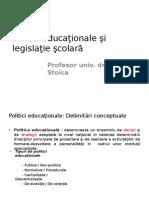 Politici Educaţionale Print