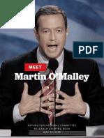 Meet Martin O'Malley