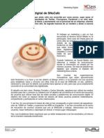 Caso pare estudio - El Camino Digital de Snscaf