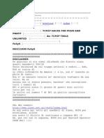 TCP:IP Hacks