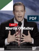 Meet Martin O' Malley