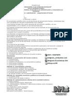 Sociales - Programa