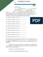 MODELO ACTA CONSTITUTIVA ASOCIACION CIVIL SIN FINES DE LUCRO.docx