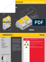 Enerpac XA-Series Manual