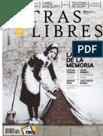 La gestión de la memoria | Índice Letras Libres No. 198