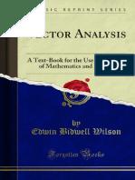 Vector Analysis 1000079578
