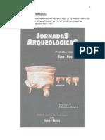 """Interpretación Acústica del Ayarachi """"Yura"""" de los Museos Charcas"""