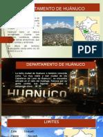 Departamento de Huanuco