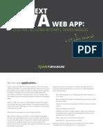 Your Next Java Web App