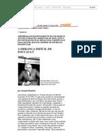 Folha de S_ranciere_herança Dificil Foucault