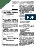 RM511-2007 Manejo de Pacientes Con Intoxicación Por Plomo