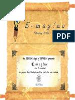 E-magazine of the Department of MHRM, IISWBM_Feb09