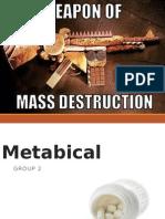 Metabical Presentation - Final