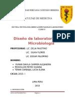 Lab Microbilogia