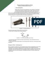 PDTM Elemen Mesin 1