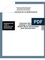 CONSUMO CIGARRO ANALOGO Y DIGITAL UNI JOSE VASCONCELOS