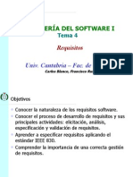 Ingeniería Del Software Requisitos para todos