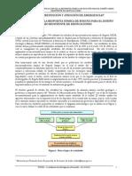 Resumen Ejecutivo Zonificacion FOPAE 2010
