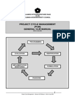 Project Cycle Management General Vlir Manual