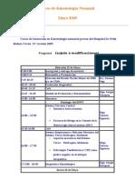 Curso de Kinesiología Neonatal