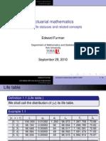 Lifestatuses1 Fractional Age Assumptions