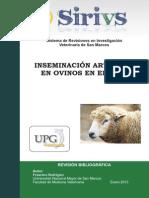 Inseminación en bovinos