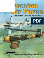 Rumanian Air Force - The Prime Decade - 1938-1947
