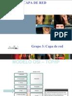 CAPA DE RED (Capa 3)