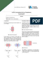 Curva Carcteristica de Los Transistoreslab 6