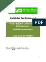 Modalidad Semipresencial-Informática I