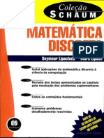 Matematica Discreta (Colecao Schaum 2ed) - Seymour Lipschutz e Marc Lipson.pdf