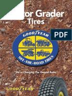 04 Goodyear OTR - Motor Grader Tires